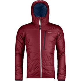 Ortovox Piz Bianco Jacket Men dark blood